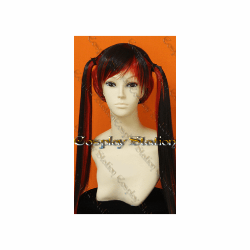 Vocaloid Hatsune Miku Bacterial Contamination Custom Made Cosplay Wig