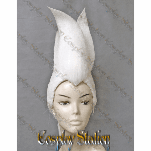 X-Men Storm Mohawk Custom Styled Cosplay Wig