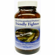 (out of stock)Friendly Fighter® Plus Probiotic - Four Month Supply