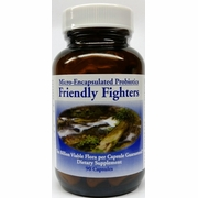 Friendly Fighter® Plus Probiotic - One Month Supply