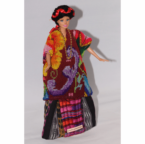 CHICHICASTENANGO, OUTFIT FOR BARBIE DOLL