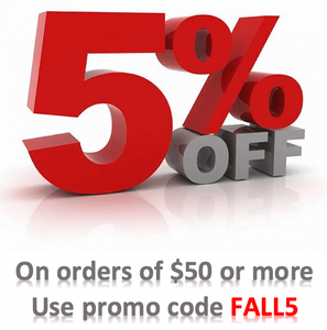 Click here for active Promo Codes