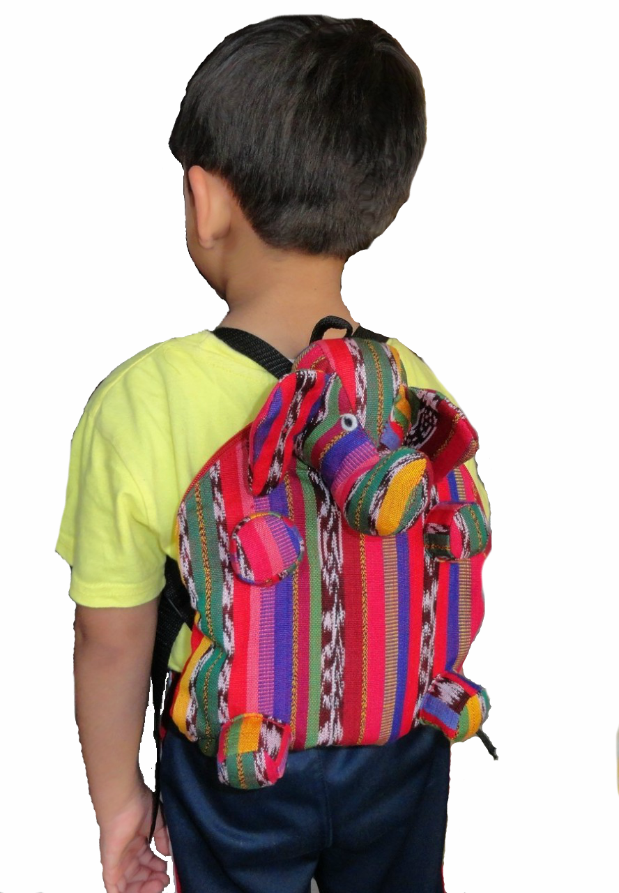 COTTON SMALL BACKPACK