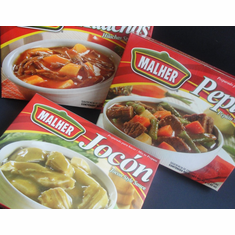 JOCON, HILACHAS, PEPIAN MIX TO PREPARE