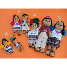 MAYA DOLLS - 4 Different sizes