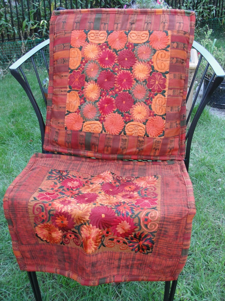 RUST PILLOW COVERS