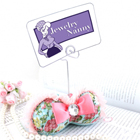 Rose Garden Photo and Card Holder