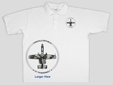 Aircraft Polo Shirts