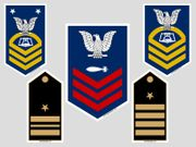 Rank and Rating Decals