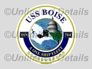 SSN-764 Decal