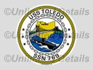 SSN-769 Decal