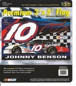 10 Johnny Benson Flag 3x5