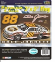 88 Dale Jarrett Double Faced Flag 3x5