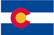 Colorado State Flag 4x6