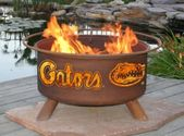 Florida Outdoor Fire Pit