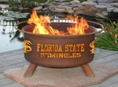 Florida State Outdoor Fire Pit