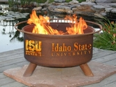 Idaho State Outdoor Fire Pit