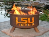 LSU Outdoor Fire Pit