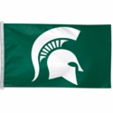 Michigan State University Flag 3x5