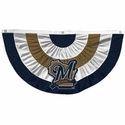 Milwaukee Brewers Celebration Bunting
