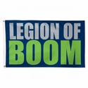 Seattle Seahawks Legion of Boom Flag 3x5