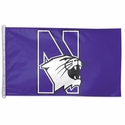 Northwestern Flag 3x5