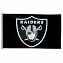 Las Vegas Raiders Flag 3x5