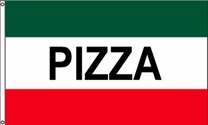 Pizza Flag