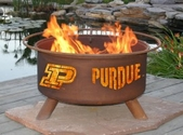 Purdue Outdoor Fire Pit