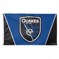 San Jose Earthquakes Flag 3x5
