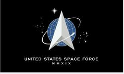 United States Space Force Flag 3x5
