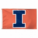 University of Illinois Flag 3x5