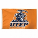 University of Texas - El Paso Flag 3x5