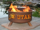 University of Utah Outdoor Fire Pit