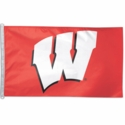 University of Wisconsin Flag 3x5