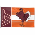 Virginia Tech Flag 3x5
