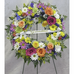 Circle of Life Wreath