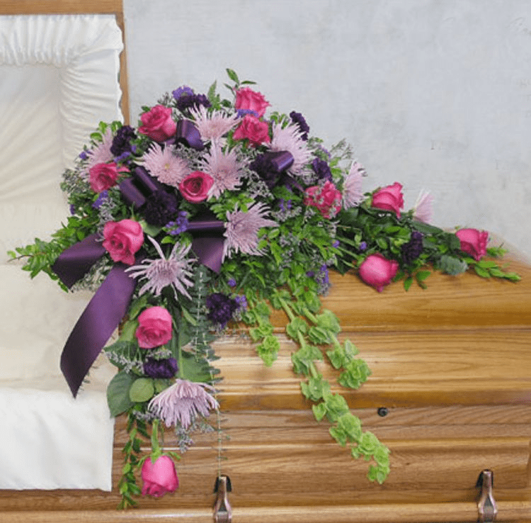 Inspiration Casket Spray