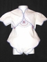 "<img src=""https://p11.secure.hostingprod.com/@grammies-attic.com/ssl/images/blue-sold-1.gif""> 1930s Sunsuit with Bolero Jacket and Bonnet"