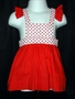 "<img src=""https://p11.secure.hostingprod.com/@grammies-attic.com/ssl/images/blue-sold-1.gif""> 1950s Red Polka-Dot Pinafore"
