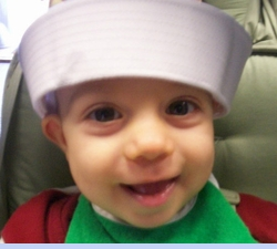 Classic White Dixie Cup Sailor Hat for Babies, Toddlers and Children (SS04126)