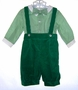 "<img src=""https://p11.secure.hostingprod.com/@grammies-attic.com/ssl/images/blue-sold-1.gif""> Bryan Green Corduroy Baby Knickers with Green Striped Shirt and Bowtie"