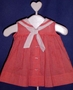 "<img src=""https://p11.secure.hostingprod.com/@grammies-attic.com/ssl/images/blue-sold-1.gif"">  C. I. Castro Red Checked Sleeveless Sailor Dress for Baby Girls"