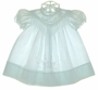 """<img src=""""https://p11.secure.hostingprod.com/@grammies-attic.com/ssl/images/blue-sold-1.gif""""> Carriage Boutiques Pale Green Heirloom Style Embroidered Dress and Slip"""