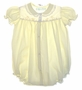 """<img src=""""https://p11.secure.hostingprod.com/@grammies-attic.com/ssl/images/blue-sold-1.gif""""> Feltman Brothers Baby Bubble with Embroidered Ducks in Pale Yellow, Pink, or Blue"""