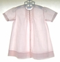 """<img src=""""https://p11.secure.hostingprod.com/@grammies-attic.com/ssl/images/blue-sold-1.gif""""> Feltman Brothers Pink Daygown with Pintucks and White Embroidery"""