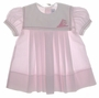 """<img src=""""https://p11.secure.hostingprod.com/@grammies-attic.com/ssl/images/blue-sold-1.gif""""> Feltman Brothers Pleated Sailor Dress in Pink or White"""