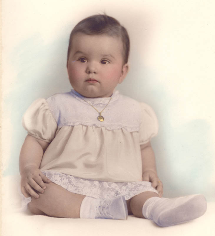 Vintage Baby Girls Clothing Heirloom Christening Gowns