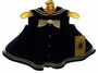 Good Lad Navy Sleeveless Sailor Dress for Little Girls