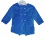 "<img src=""https://p11.secure.hostingprod.com/@grammies-attic.com/ssl/images/blue-sold-1.gif""> Heirloom 1930s Boys Blue Velvet Suit"